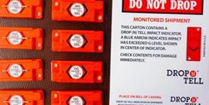 防倾斜标签厂家做倾斜指示器介绍