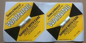 防震包装设计的新思路——震动感应标签